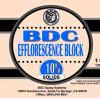 BDC Efflorescence Block